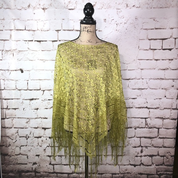 Universal Standard Other - Green Cover Up or Poncho